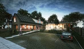 Small Picture Net zero house design