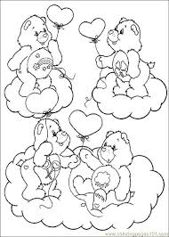 Small Picture Care Bears 20 Coloring Page Free Care Bears Coloring Pages