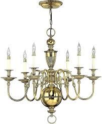 handmade 6 light solid brass chandelier extraordinary lighting chain