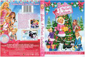 búp bê barbie a Perfect giáng sinh DVD - phim búp bê barbie bức ảnh  (26442412) - fanpop