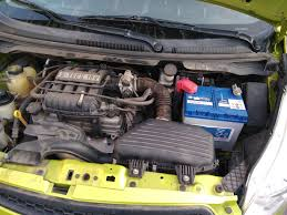 Замена аккумулятора на <b>60Ач</b> — Chevrolet <b>Spark</b>, 1.0 л., 2011 ...