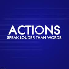 actions speak louder than words essay essay on actions are short essay on quot action speaks louder than wordsquot
