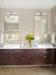 Glass Tile Backsplash Ideas | Bathroom Tile Backsplash Ideas mosaic glass  tile backsplash .. http