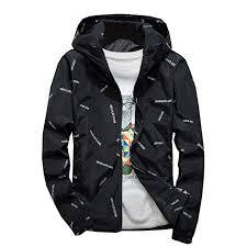 Zhiyuanan Mens Autumn Casual Plus Size Casual Sports Coats