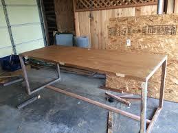 fascinating hollow core door diy desk from a hollow core door thimble cloth