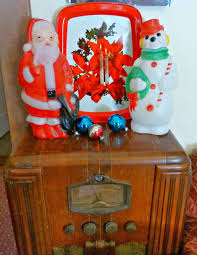 Christmas Decorations Sears Old Glory Cottage Fantastic Plastic And Other Christmas Decorations