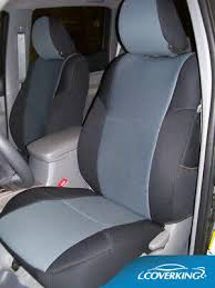 toyota tacoma seat covers coverking