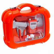 <b>HTI</b> Smart 1416241 <b>Набор</b> пожарного в кейсе | игрушки по ...
