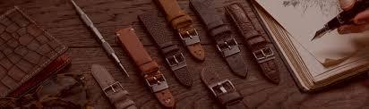 <b>Classic</b> | <b>Leather</b> Watch <b>Straps</b> | WatchGecko
