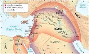 Babil nerededir? Babil'in haritadaki yeri neredir?