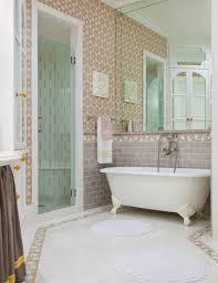 White Subway Tile Bathroom Flooring White Subway Tile Bathroom