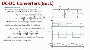 Dc Dc Converter Design Examples Dc Dc Buck Converter 3