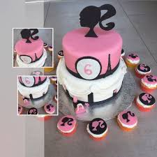 Barbie Cake Cake By Dolce Follia Cake Design Suzy Cakesdecor