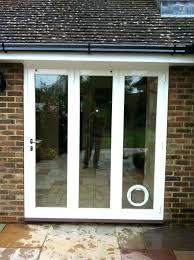 precious exterior door with pet door large size of ready exterior doors in glass pet door cost large dog