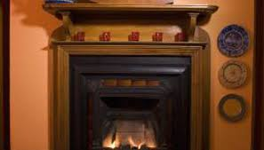 propane fireplaces look nice but they don t produce much heat