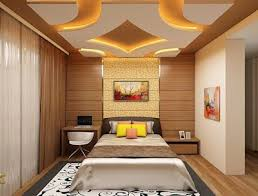unique modern small bedroom ceiling design