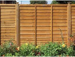 fence panels. Exellent Panels Grange Lap Fence Panels To