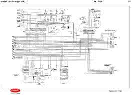 diesel ddec ii engine electrical wiring diagrams detroit diesel ddec ii engine electrical wiring diagrams