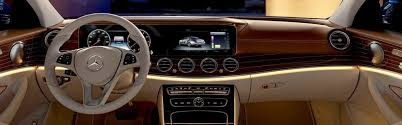 O interior do classe a envolve literalmente os ocupantes. 2018 Mercedes Benz E 400 Interior Features Fj Motorcars Newport Beach