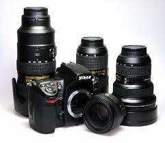Nikon Lens Compatibility Charts