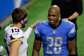 RB Adrian Peterson looking to play for contender in 2021