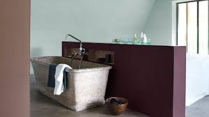 modern funky pink bathroom. In Living Colour Bathroom Grey Modern Funky Pink