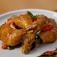Berbagai jenis masakan tradisional indonesia kerap menggunakan bumbu masak ini. Ayam Cabe Bumbu Kemangi Kumpulan Resep Masakan Indonesia Ala Sasa