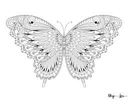 Parents, teachers, churches and recognized nonprofit organizations. Beautiful Butterfly Coloring Pages Skip To My Lou