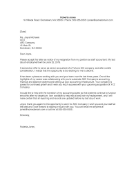 Resignation Letters Examples Of Resignation Letters Sample