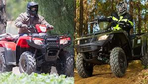 2018 suzuki atv rumors. unique 2018 2017 suzuki kingquad 500 axi vs honda fourtrax foreman rubicon 44 by the  numbers inside 2018 suzuki atv rumors r