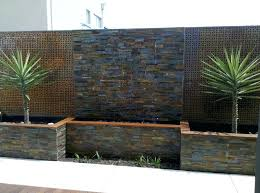 wall water fountain make your house features stunning with build a diy glass bu