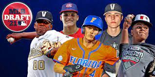 Top 2021 MLB Draft prospects