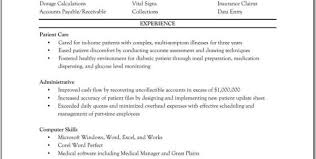 medical assistant resume objective examples entry level medical sample resume objectives for medical assistant