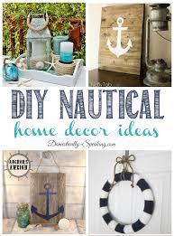diy nautical bathroom decor