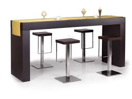 tall bistro table high top tables round bar height table pub dining set narrow bar table