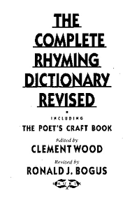 The Complete Rhyming Dictionary Q6nge2k6p1lv