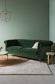 new living room furniture. Lyre Chesterfield Two-Cushion Sofa New Living Room Furniture