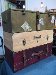 Luggage With Drawers Vintage Luggage Dresser Drawers Diy With Tanya Memme As Seen On