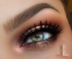 makeup for green eyes how to make green eyes pop 01 6