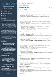 Cloud Computing Cv Technology Resume Examples And Samples