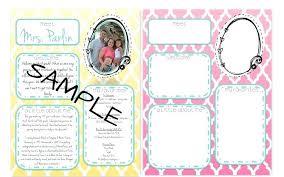 Meet The Teacher Letter Templates Gallery Of Free Meet The Teacher Template Editable Syllabus
