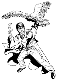 Harry Potter 4 999 Coloring Pages