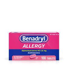 Benadryl Allergy Ultratabs Tablets from Ralphs - Instacart