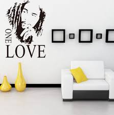 artistic wall stickers living room bedroom background decorative stickers