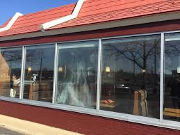 insulated non safety glass with muttons glass door repair