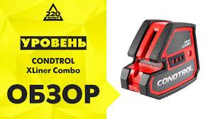 Уровень <b>CONDTROL</b> XLiner Combo,<b>Крепление CONDTROL</b> ...