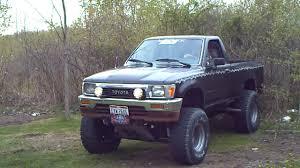 Lost Rebel's truck: 1989 Toyota 4x4 - YouTube