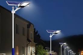solar flood lights solar street light