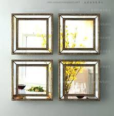 mirrored wall frames wall arts mirror frame wall art mirror sets wall decor 5 mirrored wall mirrored wall frames