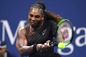 Image result for serena williams us open 2018